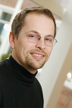 Pastor Finn Andersen